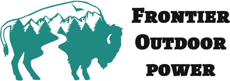 Frontier Outdoor Power Logo